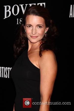Kristin Davis - The Hollywood Domino pre-Oscar Gala and Tournament at Sunset Tower Hotel - West Hollywood, California, United States...