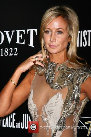 Lady Victoria Hervey - The Hollywood Domino pre-Oscar Gala and Tournament at Sunset Tower Hotel - West Hollywood, California, United...