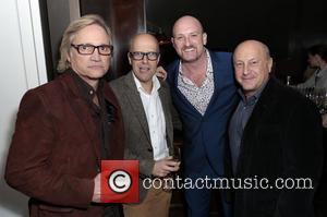 Clint Culpepper, Donald De Line, Michael Sucsy and Producer Laurence Mark
