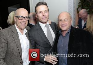 Donald De Line, A Guest and Producer Laurence Mark