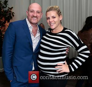 Michael Sucsy and Busy Philipps
