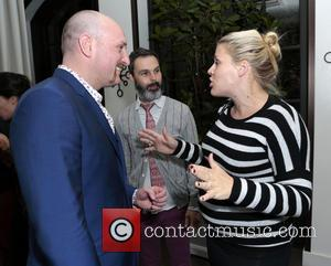 Michael Sucsy, Marc Silverstein and Busy Philipps