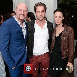 Michael Sucsy, Scott Speedman and Camille De Pazzis
