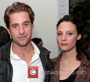 Scott Speedman and Camille De Pazzis - Michael Sucsy birthday party - Los Angeles, California, United States - Thursday 21st...