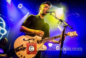Liam Fray - The Courteeners In Concert - Nottingham, United Kingdom - Thursday 21st February 2013