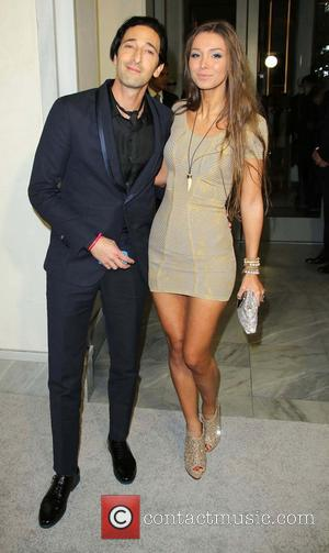 Adrien Brody and Elsa Pataky - Tom Ford Cocktail Party - Los Angeles, California, United States - Thursday 21st February...