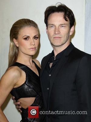Stephen Moyer and Anna Paquin - Tom Ford Cocktail Party - Los Angeles, California, United States - Thursday 21st February...
