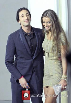 Adrien Brody and Elsa Pataky - Tom Ford cocktail party in support of Project Angel Food - Arrivals - Los...
