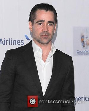 Colin Farrell - US - Ireland Alliance honor Actor Colin Farrell at Bad Robot - Santa Monica, California, United States...