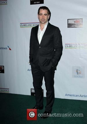 Colin Farrell - US - Ireland Alliance honor Actor Colin Farrell - Beverly Hills, California, United States - Thursday 21st...