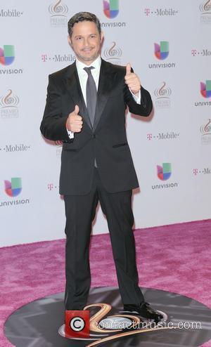 Alejandro Sanz - 25th Anniversary Of Univision's 'Premio Lo Nuestro A La Musica Latina' at American Airline Arena - MIAMI,...
