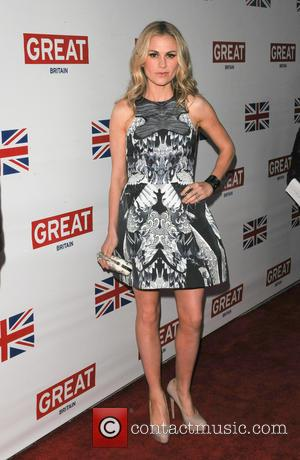 Anna Paquin - GREAT British Film Reception to honor the British nominees of the 85th Annual Academy Awards at British...