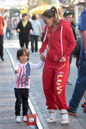 Jennifer Lopez and Maximilian Anthony