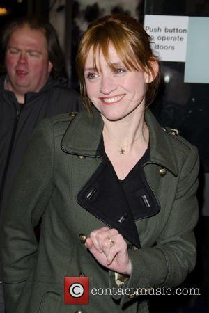 Anne-Marie Duff - Macbeth Opening Night - London, United Kingdom - Friday 22nd February 2013