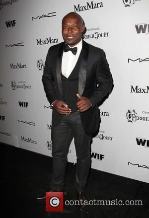 Jimmy Jean-Louis - Held at Fig & Olive - Los Angeles, California, United States - Friday 22nd February 2013