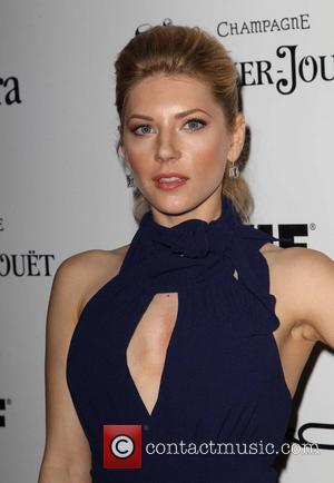 Katheryn Winnick - Held at Fig & Olive - Los Angeles, California, United States - Friday 22nd February 2013