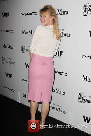Kelli Garner - Held at Fig & Olive - Los Angeles, California, United States - Friday 22nd February 2013