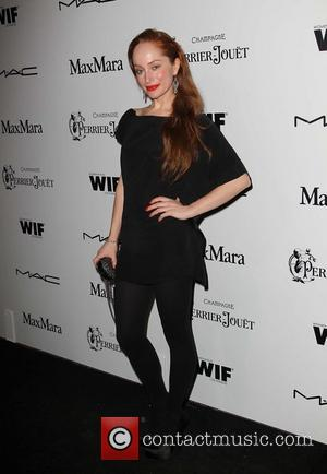 Lotte Verbeek - Held at Fig & Olive - Los Angeles, California, United States - Friday 22nd February 2013