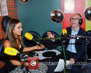 Rozanna Purcell and Ray Darcy - Today FM 'Shave Or Dye 2013' - Dublin, Ireland - Friday 22nd February 2013