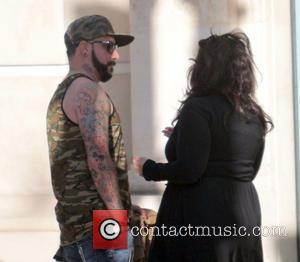 A.J. McLean - A.J. McLean on The Grove - Los Angeles, California, United States - Friday 22nd February 2013