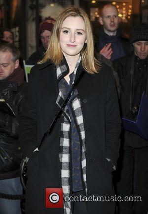 Laura Carmichael - Opening night of 'Macbeth' held at the Trafalgar Studios - Arrivals - London, United Kingdom - Friday...