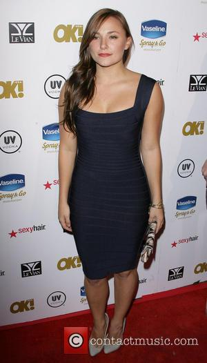 Briana Evigan - OK! Magazine's Annual Pre-Oscar Party held at the Emerson Theatre at Emerson Theatre - Los Angeles, California,...