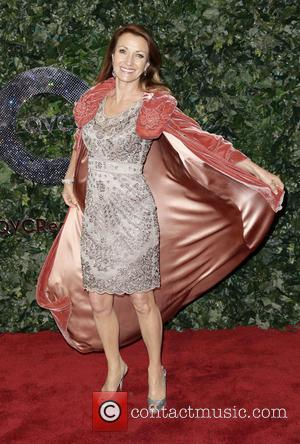 Jane Seymour - QVC Red Carpet Style at Four Seasons Hotel - Beverly Hills, California, United States - Friday 22nd...