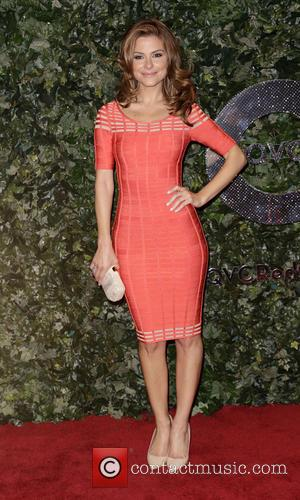 Maria Menounos - QVC Red Carpet Style at Four Seasons Hotel - Beverly Hills, California, United States - Friday 22nd...
