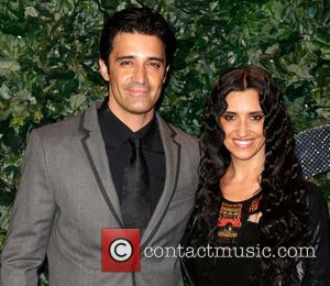Gilles Marini and Carole Marini - QVC Red Carpet Style at Four Seasons Hotel - Beverly Hills, California, United States...