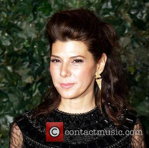 Marisa Tomei - QVC Red Carpet Style at Four Seasons Hotel - Beverly Hills, California, United States - Friday 22nd...