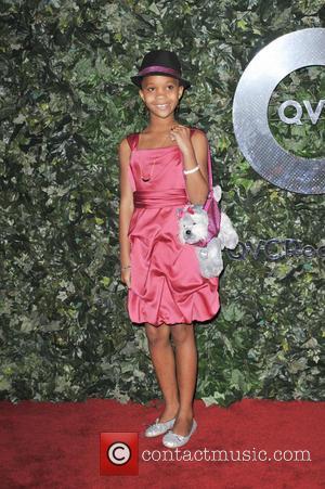 Quvenzhane Wallis - QVC Red Carpet Style - Arrivals
