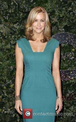 Lara Spencer - QVC Red Carpet Style at Four Seasons Hotel - Arrivals - Beverly Hills, California, United States -...