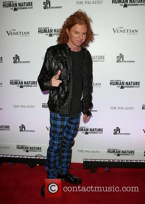 Carrot Top - Smokey Robinson Presents Human Nature The Motown Show at The Sands Show Room Inside The Venetian Resort...
