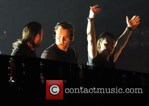 Swedish House Mafia, Axwell, Steve Angello and Sebastian Ingrosso