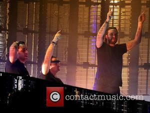Swedish House Mafia, Steve Angello, Sebastian Ingrosso