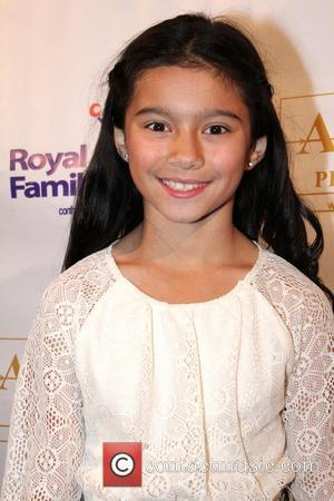 Gianna Gomez - Camp Movie Premiere at AMC 6 - Burbank, California, United States - Friday 22nd February 2013