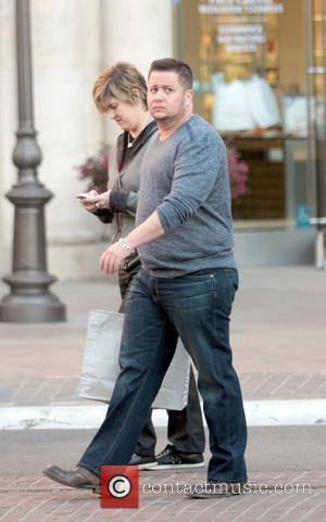 Chaz Bono - EXCLUSIVE Chaz Bono spotted out with a female friend whilst shopping at The Grove - Los Angeles,...