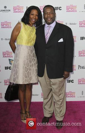 Wendell Pierce and Judy Moreland