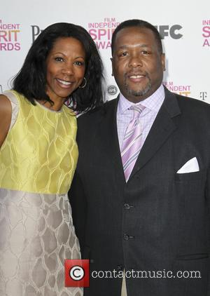 Judy Moreland and Wendell Pierce
