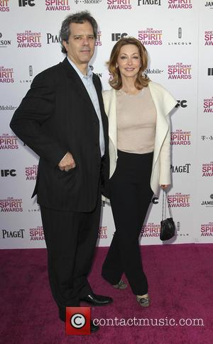 Sharon Lawrence - 2013 Film Independent Spirit Awards at Santa Monica Beach at Independent Spirit Awards - Los Angeles, California,...