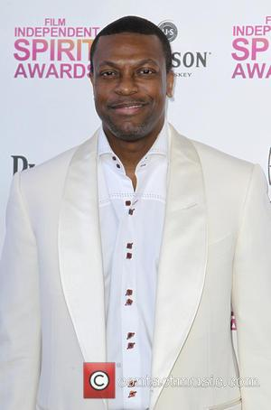 Chris Tucker - 2013 Film Independent Spirit Awards at Santa Monica Beach - Arrivals - Los Angeles, California, United States...