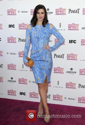 Mary Elizabeth Winstead - 2013 Film Independent Spirit Awards at Santa Monica Beach - Arrivals - Los Angeles, California, United...