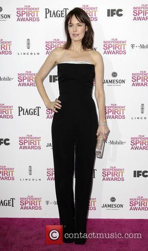 Rosemarie DeWitt - 2013 Film Independent Spirit Awards at Santa Monica Beach - Arrivals - Los Angeles, California, United States...