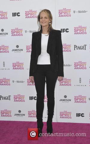Helen Hunt - Film Independent Spirit Awards Arrivals at Independent Spirit Awards - Los Angeles, CA, United States - Saturday...