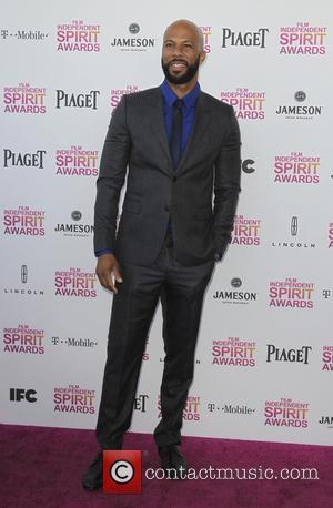 Common - 2013 Film Independent Spirit Awards at Santa Monica Beach - Arrivals - Los Angeles, California, United States -...