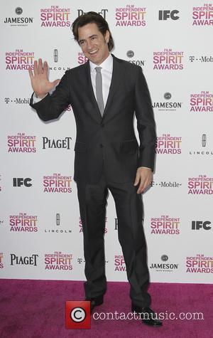 Dermot Mulroney - 2013 Film Independent Spirit Awards at Santa Monica Beach - Arrivals - Los Angeles, California, United States...