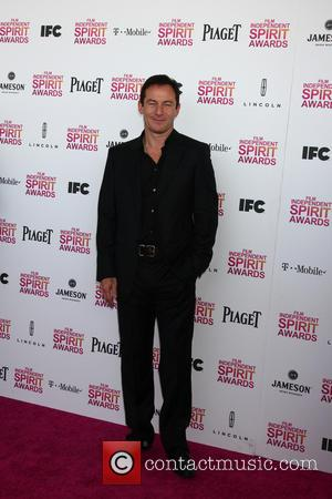 Jason Isaacs - 2013 Film Independent Spirit Awards at Santa Monica Beach - Arrivals - Santa Monica, CA, United States...