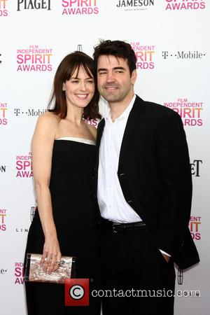 Rosemarie Dewitt and Ron Livingston