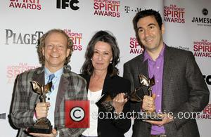 Bruce Cohen, Donna Gigliotti and Jonathan Gordon