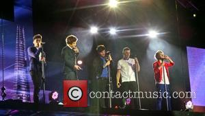 One Direction - One Direction kick off their Take Me...